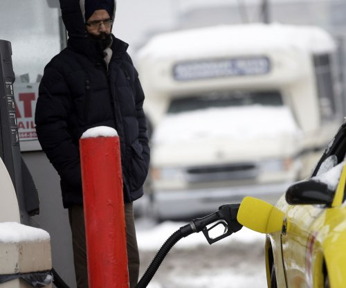 Gas prices finally edge lower