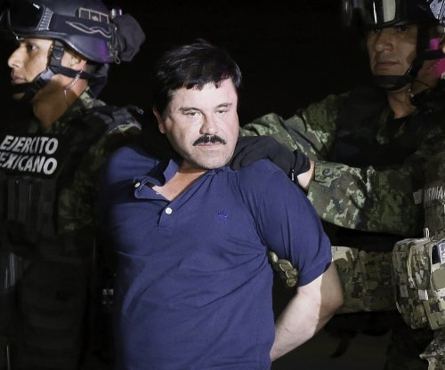 Accused drug kingpin 'El Chapo' pleads not guilty in N.Y. court