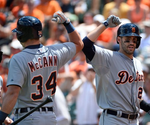 Detroit Tigers rally in the eighth inning, down Boston Red Sox