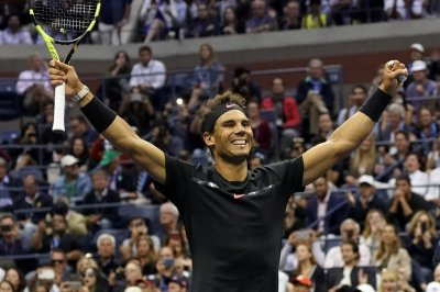 Rafael Nadal pushed by Lucas Pouille, but advances at 2017 China Open