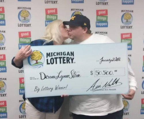 Michigan couple credits karma for three big lottery wins in one month