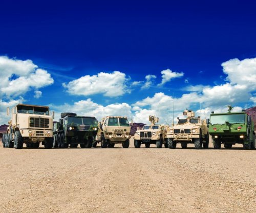 Oshkosh awarded $476.2M contract for tactical vehicles