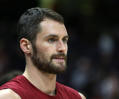 NBA Finals: Cavaliers' Kevin Love cleared, will start vs. Warriors