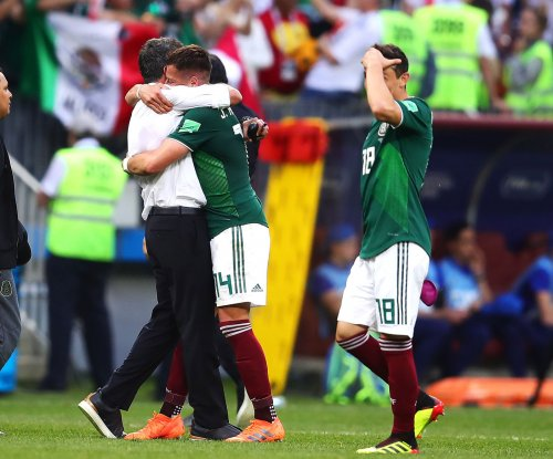 World Cup: Mexico stuns Germany 1-0