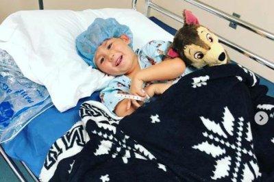 Jenelle Evans' son Kaiser undergoes ear tubes surgery