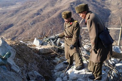South Korea discovers unclosed North Korean crenels