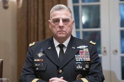 Senate panel sets confirmation hearing for Joint Chiefs nominee
