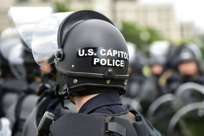 Capitol Police officer charged with obstruction in Jan. 6 riot investigation