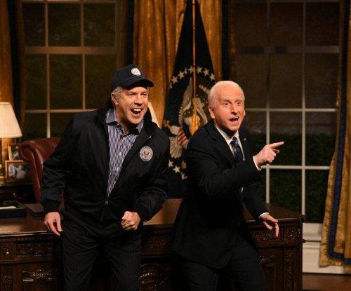 Jason Sudeikis returns to 'SNL,' revives Joe Biden impression