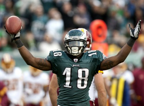 Maclin to miss Eagles' game Sunday