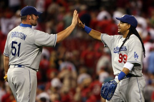 MLB: LA Dodgers 5, St. Louis 3 (10 inn.)