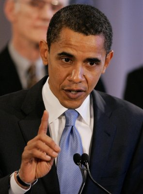 Transcript of Obama speech on race