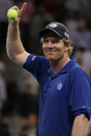 Courier to be U.S. Davis Cup captain