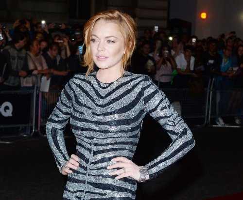Lindsay Lohan says London life is helping her 'grow up'