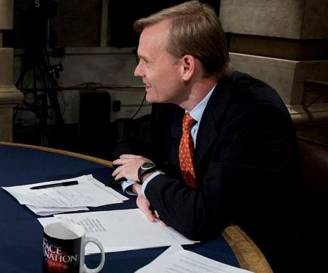John Dickerson named new host of 'Face the Nation'