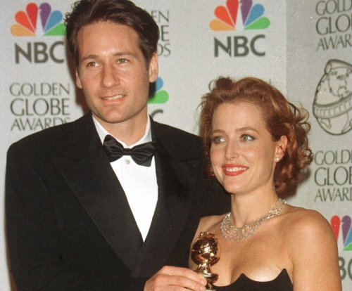Gillian Anderson, David Duchovny discuss onetime feud