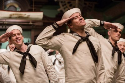 Channing Tatum sings and tap dances in new 'Hail, Caesar!' clip