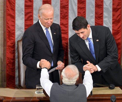 Joe Biden calls on Democrats to be 'graceful' toward Bernie Sanders