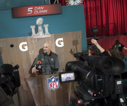 Super Bowl LI: Dan Quinn, Atlanta Falcons shrug off inexperience