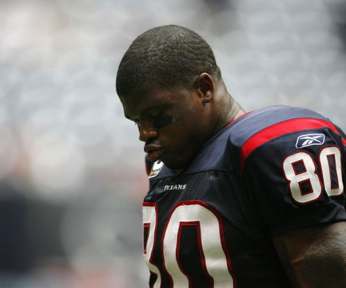 Houston Texans making Andre Johnson first Ring of Honor member