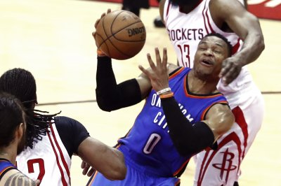 Russell Westbrook, Oklahoma City Thunder to play Brooklyn Nets in Mexico City