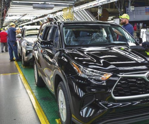 Toyota moves Tacoma production to Mexico in $13B plant project