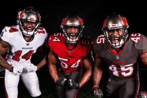Tampa Bay Buccaneers unveil new uniforms for 2020 season