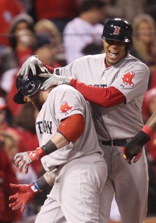 MLB: Boston 4, St. Louis 2