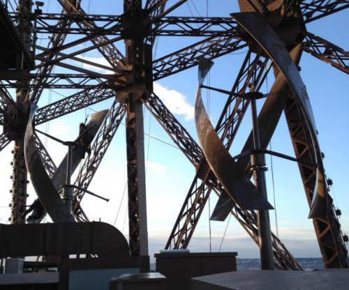 Eiffel Tower fitted with wind turbines, solar panels, rainwater collectors