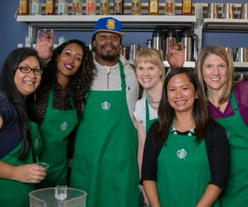 "Starbucks unveils ""Beast Mode"" Frappuccino"