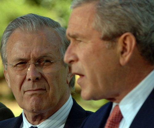 George H.W. Bush rips Cheney, Rumsfeld in son's cabinet as 'iron-ass,' 'arrogant'