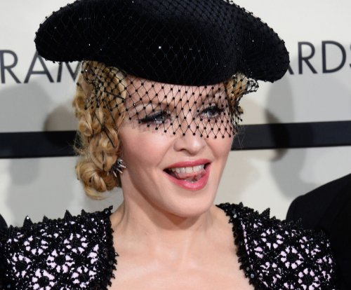 Madonna's world tour grosses $46 million in first two months