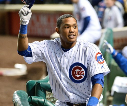 Addison Russell sparks Chicago Cubs past Washington Nationals