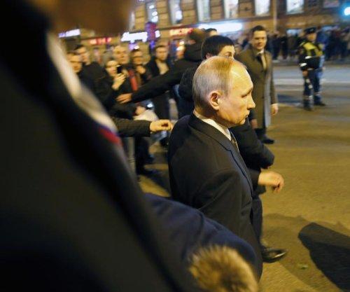 North Korea sends condolences to Russia after St. Petersburg blast
