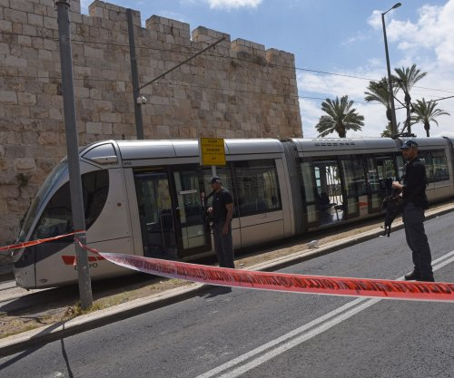 British woman stabbed to death on Jerusalem tram