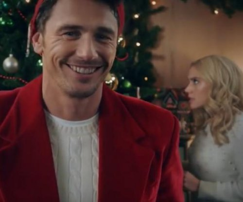 James Franco, 'SNL' lampoon Hallmark Channel Christmas movies