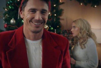 James Franco, 'SNL' lampoon Hallmark Channel Christmas movies