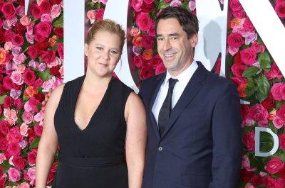 Amy Schumer celebrates 6 months of marriage to Chris Fischer
