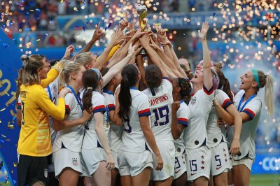 Women's World Cup soccer: USA beats Dutch for second title in a row