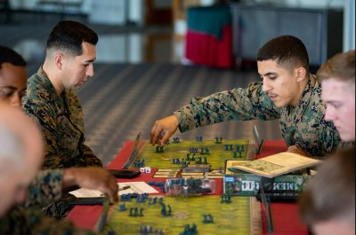 Marines to build 100,000-square-foot wargaming center in Virginia
