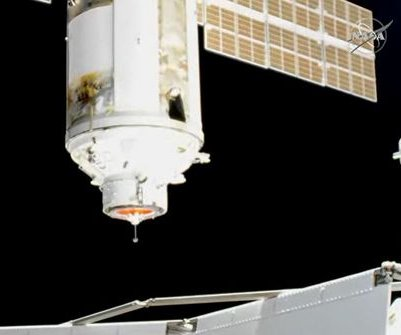 New Russian module unexpectedly fires thrusters after docking at space station