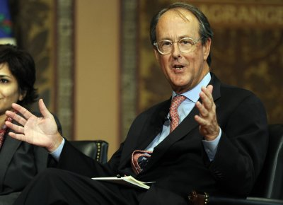 Morgan Stanley appoints Erskine Bowles as lead director