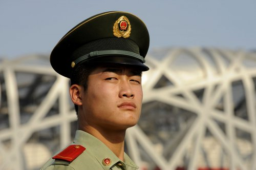 Four Tibet protesters ordered out of China