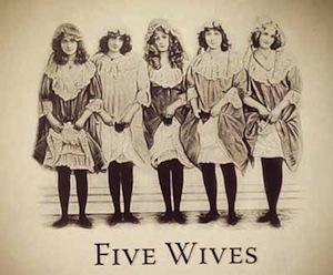 Five Wives vodka sues to be sold in Idaho
