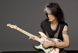Joe Perry composes music for 'CSI'
