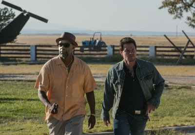 Washington on '2 Guns' bull scene: 'It was funky in there'