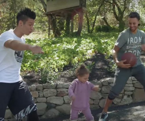 "Jeremy Lin posts ""How to Fit In the NBA"" video"