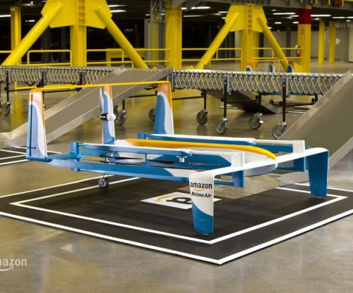 Amazon delivery drones first step to a highway in the sky