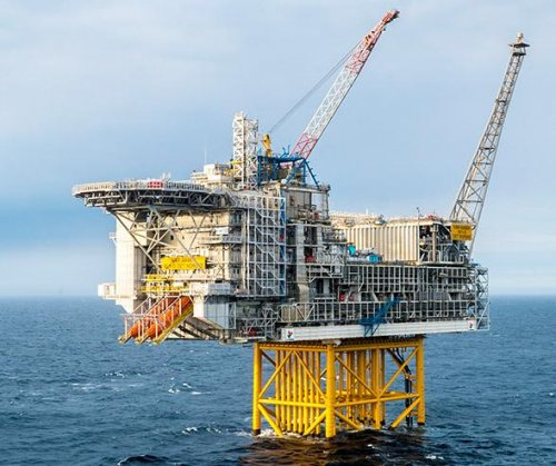New production starts in Norwegian waters
