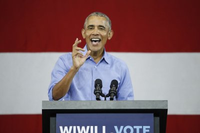Trump, Obama head to Florida this week for push in key midterm races